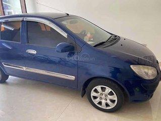 Bán Hyundai Getz năm sản xuất 2010, màu xanh, giá tốt