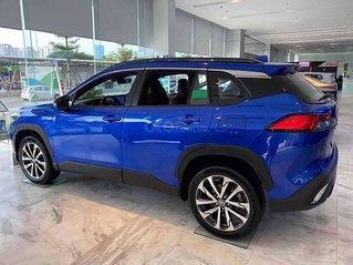 Bán Toyota Corolla Cross năm sản xuất 2020, màu xám, nhập khẩu
