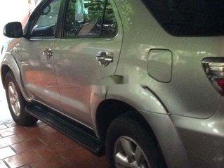 Bán xe Toyota Fortuner đời 2009, màu bạc xe gia đình, giá chỉ 405 triệu