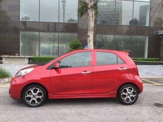 Cần bán xe Kia Morning năm sản xuất 2015, màu đỏ, số tự động