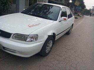 Bán ô tô Toyota Corolla năm 2001, màu trắng, nhập khẩu