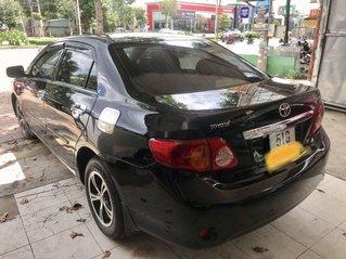 Bán Toyota Corolla Altis đời 2007, màu đen, xe nhập, 365 triệu