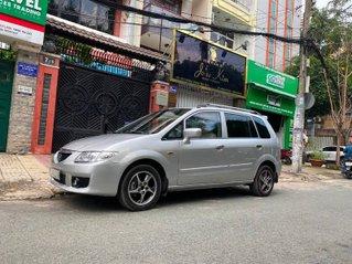 Cần bán lại xe Mazda Premacy đời 2004, màu bạc chính chủ