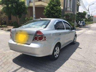 Cần bán gấp Daewoo Gentra đời 2009, màu bạc, nhập khẩu nguyên chiếc
