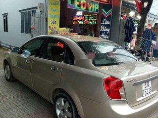 Cần bán xe Daewoo Lacetti đời 2004, màu vàng cát