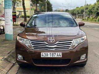 Bán Toyota Venza năm 2010, màu nâu, nhập khẩu nguyên chiếc xe gia đình