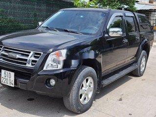 Gia đình bán Isuzu Dmax năm sản xuất 2010, màu đen