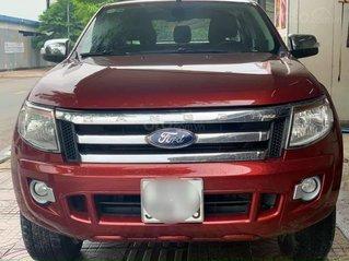 Cần bán Ford Ranger đời 2013, màu đỏ, nhập khẩu, giá tốt 469 triệu đồng