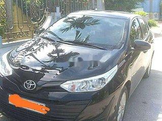Bán Toyota Vios 1.5 E đời 2019, màu đen xe gia đình, 415 triệu