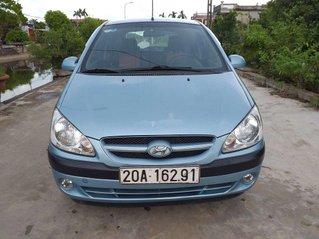 Bán xe Hyundai Getz sản xuất 2007, màu xanh lam, nhập khẩu