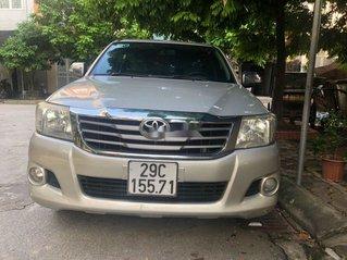 Cần bán gấp Toyota Hilux sản xuất 2013, nhập khẩu