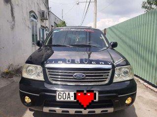 Bán Ford Escape năm 2004, màu đen số tự động