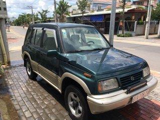 Bán Suzuki Vitara đời 2005, nhập khẩu, màu xanh dưa