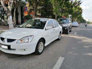 Cần bán lại xe Mitsubishi Lancer đời 2003, màu trắng, nhập khẩu nguyên chiếc