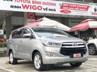 Bán Toyota Innova đời 2018, màu bạc