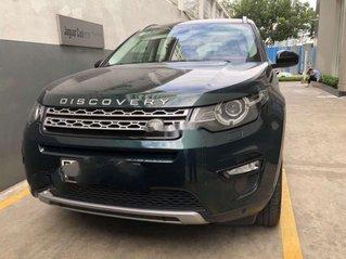 Bán LandRover Discovery Sport đời 2019, nhập khẩu số tự động