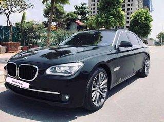Cần bán xe BMW 7 Series 740Li đời 2009, màu đen, nhập khẩu