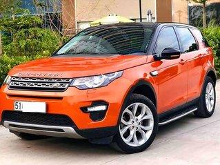 Cần bán lại xe LandRover Discovery Sport HSE si4 năm sản xuất 2018, màu nâu, xe nhập còn mới