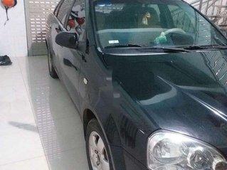 Bán ô tô Daewoo Lacetti năm sản xuất 2004, màu đen, giá 120tr