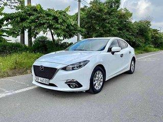 Cần bán Mazda 3 sản xuất 2016, màu trắng