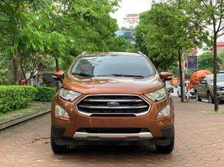 Ford Ecosport 2020 hàng hiếm màu đồng