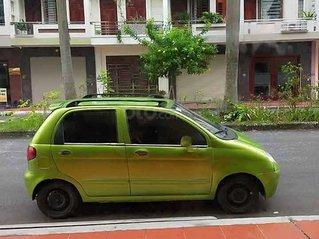 Cần bán Daewoo Matiz SE 0.8 MT sản xuất 2006, màu xanh
