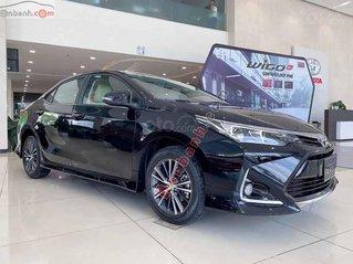 Bán ô tô Toyota Corolla Altis đời 2020, màu đen, giá tốt