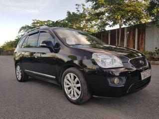 Cần bán xe Kia Carens đời 2012, màu đen số sàn, giá 286tr