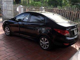 Bán Hyundai Accent 2014, màu đen, nhập khẩu nguyên chiếc
