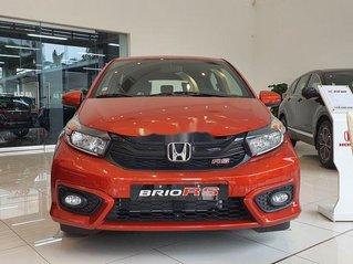 Bán xe Honda Brio năm sản xuất 2020, màu cam