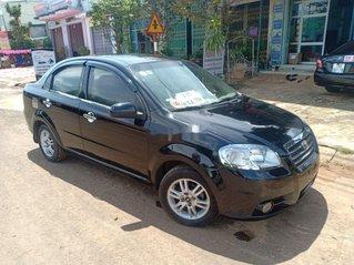 Cần bán Daewoo Gentra sản xuất năm 2008, màu đen