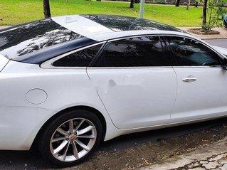 Bán Jaguar XJL Portfolio đời 2016, màu trắng, nhập khẩu