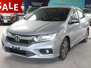 Honda City top 1.5AT 2018, màu bạc