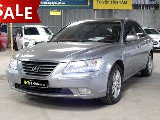 Cần bán xe Hyundai Sonata 2.0MT sản xuất năm 2009, màu xám (ghi), nhập khẩu giá cạnh tranh