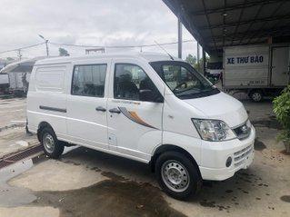 Xe tải Van Thaco 2S, 5S chạy phố, hỗ trợ trả góp 75%, KM 50% LPTB, sẵn xe, ĐK, ĐK giao xe tận nhà