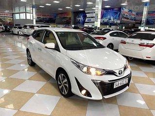 Bán xe Toyota Yaris 1.5G 2019, màu trắng, xe nhập