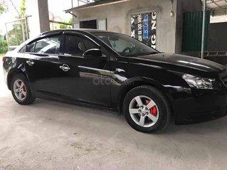 Cần bán xe Daewoo Lacetti đời 2009, màu đen, nhập khẩu