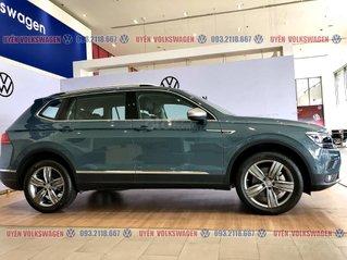 Ưu đãi lớn xe Tiguan Luxury 2020,7 chỗ, xe nhập, ưu đãi phí trước bạ, xe đủ màu + giao ngay, LH Ms. Uyên