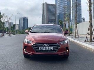 Hyundai Elantra 2.0AT 2017, màu đỏ. Xe đăng kí Hà Nội, tên tư nhân 1 chủ, đẹp xuất sắc, đi 32000 km