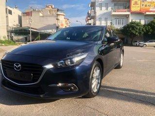 Bán gấp với giá ưu đãi nhất chiếc Mazda 3 1.5 AT đời 2017, màu xanh đen, xe giá thấp, động cơ ổn định