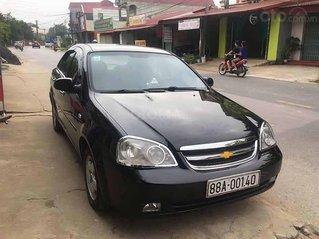 Cần bán xe Daewoo Lacetti sản xuất năm 2010, màu đen còn mới