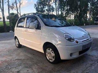 Bán xe Daewoo Matiz năm sản xuất 2005, màu trắng còn mới