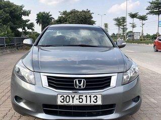 Cần bán Honda Accord đời 2010, màu xám, nhập khẩu nguyên chiếc còn mới