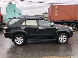 Bán Toyota Fortuner 2010, màu đen còn mới, giá 410tr
