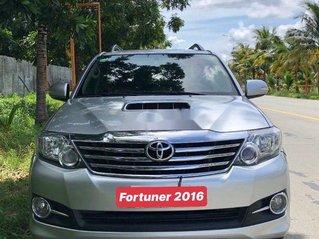 Cần bán lại xe Toyota Fortuner sản xuất năm 2016 còn mới, giá 686tr