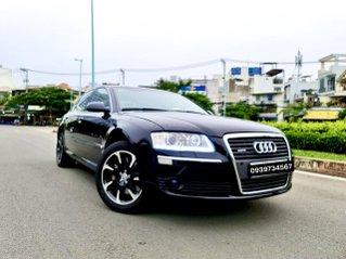 Audi A8 nhập Mỹ SX 2008, màu đen zin, xe 5 chỗ