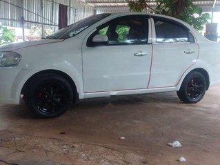 Cần bán Daewoo Gentra 2009, màu trắng