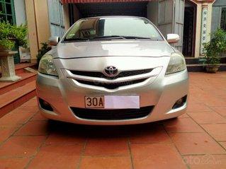 Gia đình cần bán gấp chiếc Toyota Vios đời 2008, xe còn mới hoàn toàn
