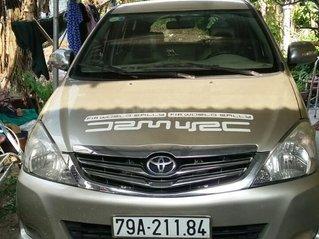 Cần bán gấp xe Toyota Innova G đời 2008, màu bạc, chính chủ đi giữ gìn, giá tốt