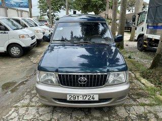 Bán xe Toyota Zace GL đời cuối 2005, xe 1 chủ từ đầu, biển 4 số